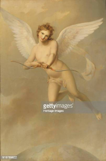 Cupid 1807 Found in the collection of Nationalmuseum Stockholm