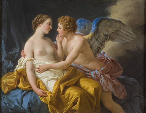 Cupid and Psyche before 1805 Found in the collection of the Nationalmuseum Stockholm