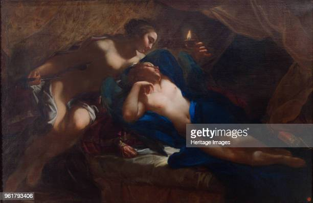 Cupid and Psyche. Found in the Collection of Accademia di San Luca.