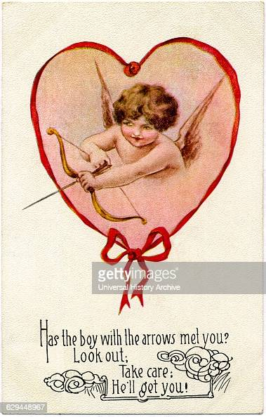 Romance Valentine S Day Cupid Pictures Getty Images