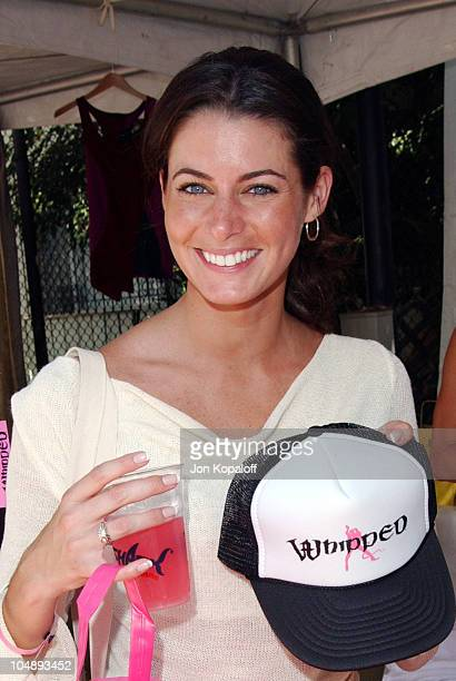 Cupid's Lisa Shannon during The Silver Spoon Beauty Buffet Sponsored By Allure at Private Residence in Hollywood California United States