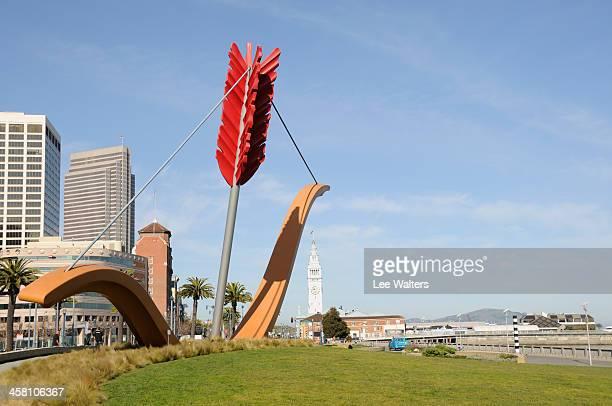 Cupid's Span, San Francisco, California, USA