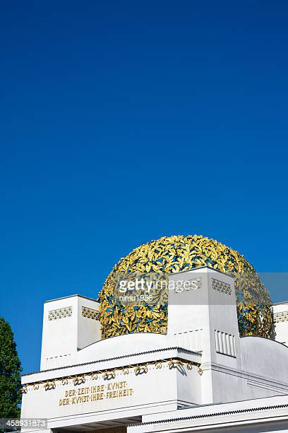 Kuppel der Secession-Gebäude in Wien