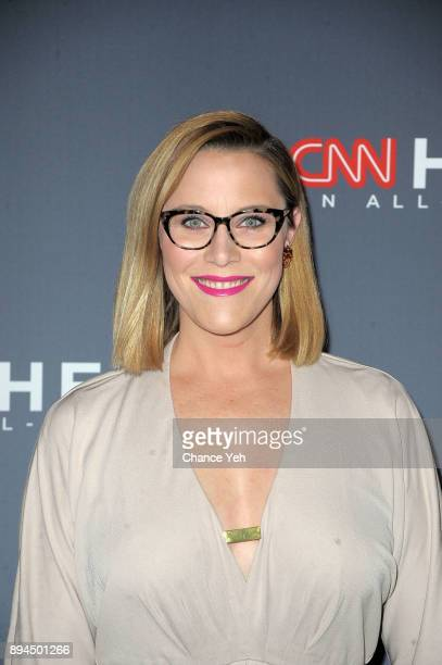S E Cupp attends 11th Annual CNN Heroes An AllStar Tribute at American Museum of Natural History on December 17 2017 in New York City