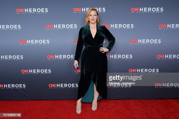 E Cupp attends the 12th Annual CNN Heroes An AllStar Tribute at American Museum of Natural History on December 9 2018 in New York City