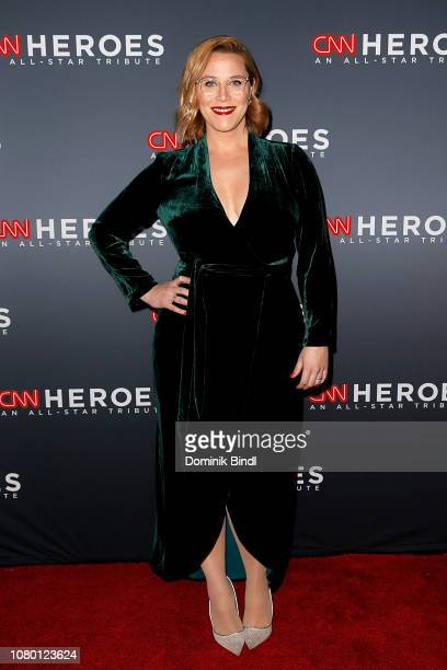 E Cupp attends the 12th Annual CNN Heroes An AllStar Tribute at American Museum of Natural History on December 09 2018 in New York City