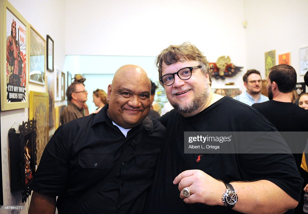 Guillermo Del Toro: In Service Of Monsters Tribute Art Show : News Photo
