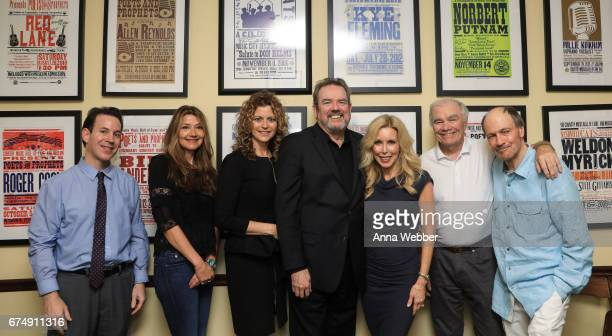 Curator of Country Music Hall of Fame Michael Gray Singer/Songwriter Matraca Berg Laura Savini Jimmy Webb Kim Campbell Dickey Lee and Bobby Braddock...