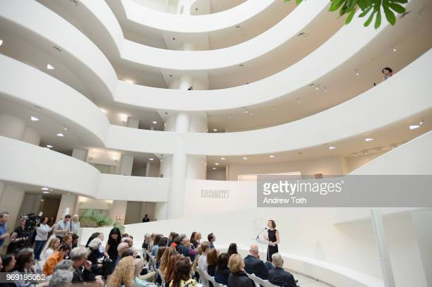 Curator of Modern Art and Provenance at Solomon R Guggenheim Museum Megan Fontanella speaks as Lavazza continues to grow its partnership with Solomon...