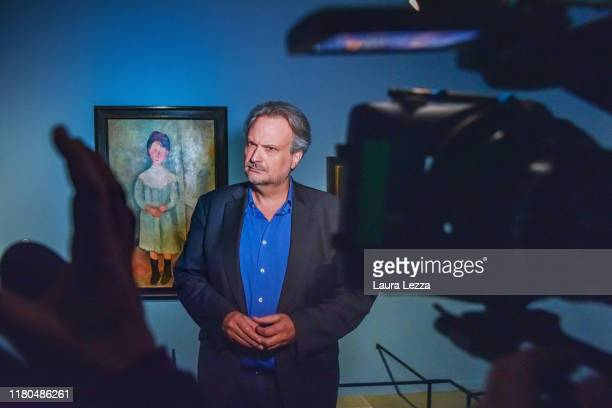 Curator of the exhibition 'Modigliani and the Montparnasse Adventure' and one of the greatest international specialists of the Italian artist Amedeo...