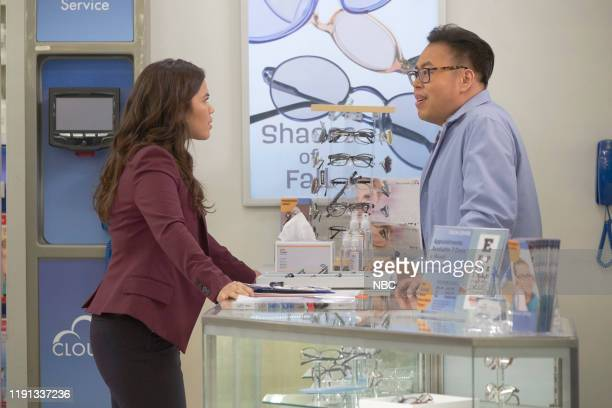 SUPERSTORE Curbside Pickup Episode 509 Pictured America Ferrera as Amy Nico Santos as Mateo