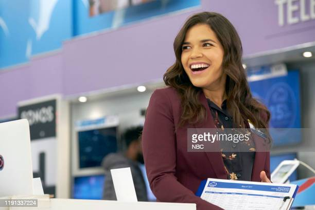 SUPERSTORE Curbside Pickup Episode 509 Pictured America Ferrera as Amy