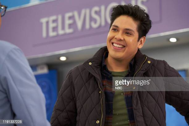 SUPERSTORE Curbside Pickup Episode 509 Pictured George Salazar as Eric