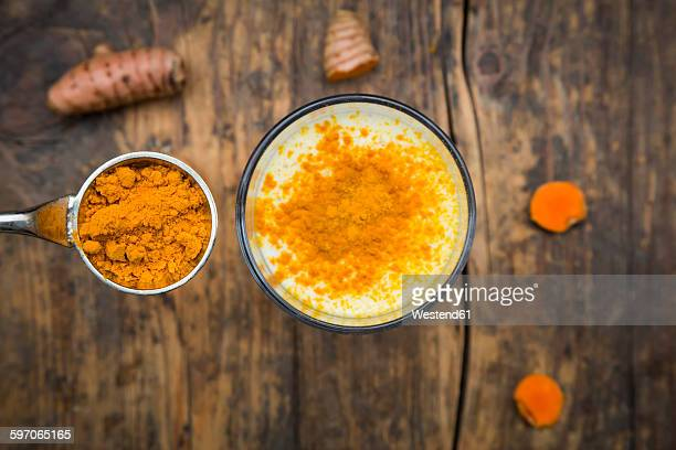 Curcuma Lassi, Superfood