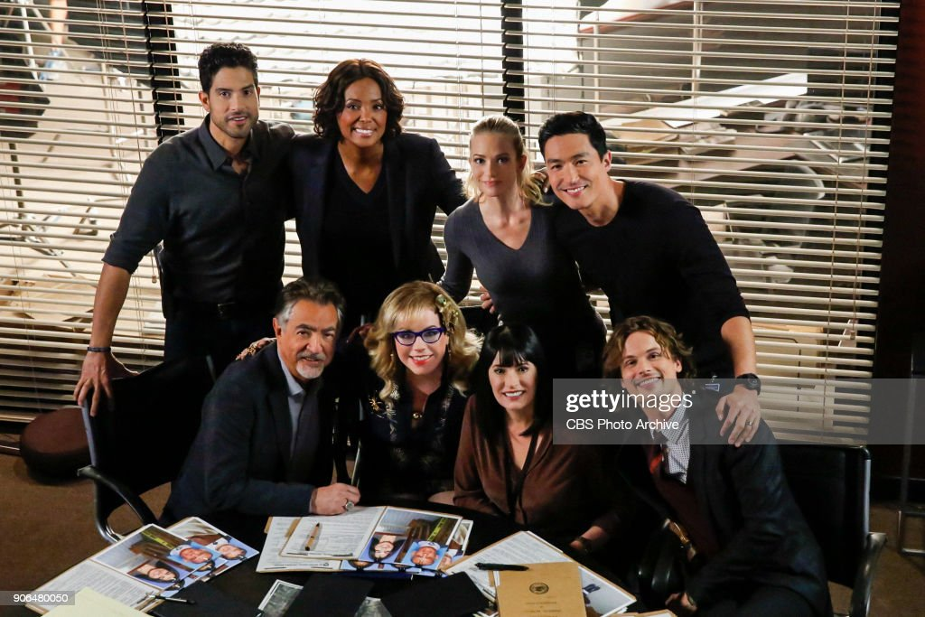 Criminal Minds : News Photo