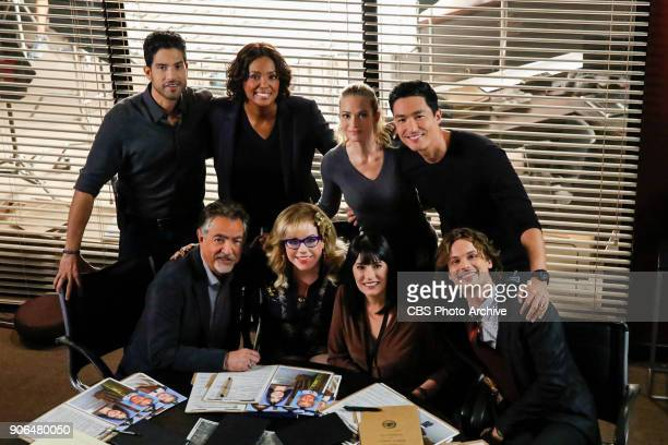 Cure The BAU is called to investigate a series of DC homicides where cryptic messages are found inside the mouths of each victim on CRIMINAL MINDS...
