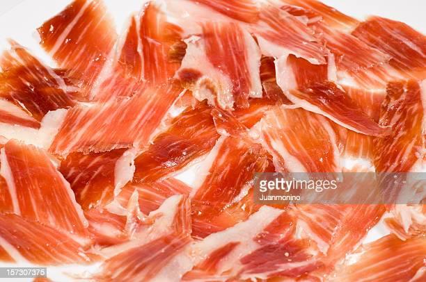 Cured Spanish Serrano Ham