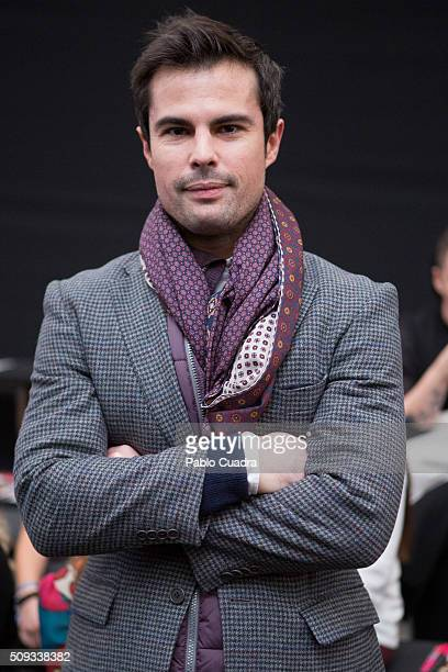 Curi Gallardo attends the Maybelline NY BloomersBikini Fashion Show during the MFShow on February 10 2016 in Madrid Spain