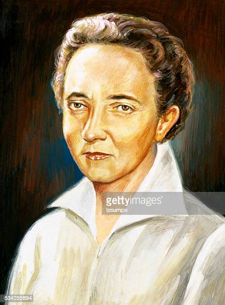Curie Irene French physicist She conducted research on nuclear physics and earned the Nobel Prize in Chemistry in 1935 shared with her husband