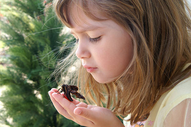 child and insect Bug them ideas check out our suggestions for bug theme activities using songs, finger plays and creating fun an interesting crafts.