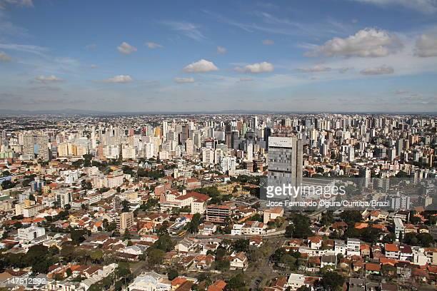 curitiba city - curitiba stock pictures, royalty-free photos & images