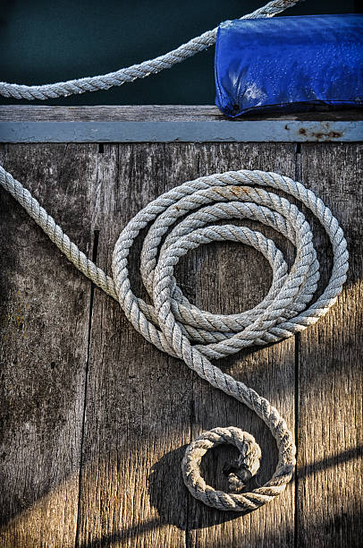 Curled Rope