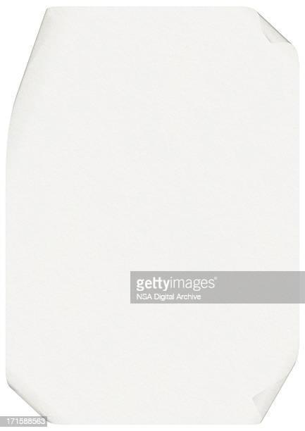 窓際のアップ A 4 白色用紙(高分解能画像