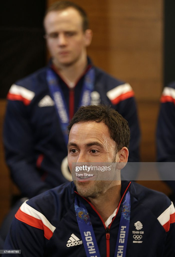 Team GB Welcome Home Press Conference