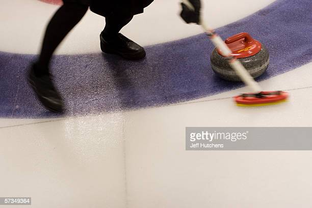 Curlers compete at The Chesapeake Potomac Invitational Bonspiel which was begun in 1983 as a competition between the Potomac Curling Club and the...
