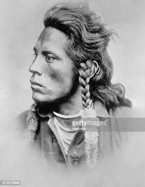 Curley a Crow served as a scout for General Custer and escaped during the early part of the Battle of Little Big Horn