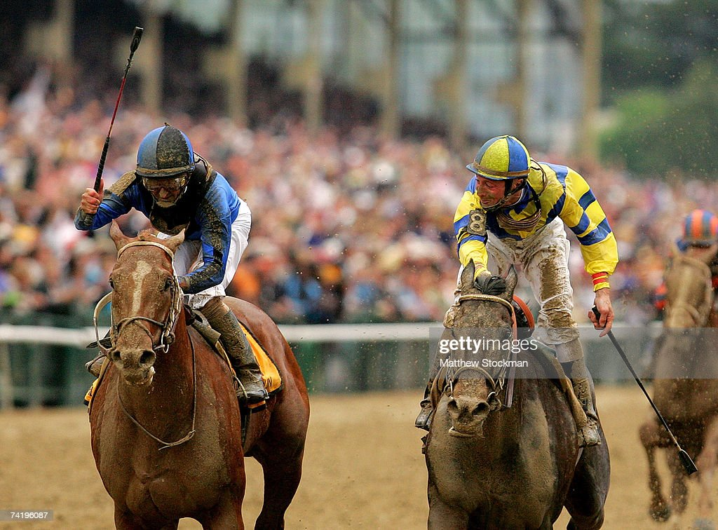 132nd Preakness Stakes : News Photo