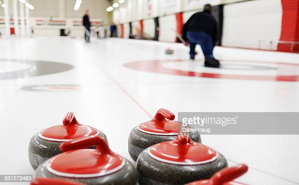 curling club - curling sport stock pictures, royalty-free photos & images