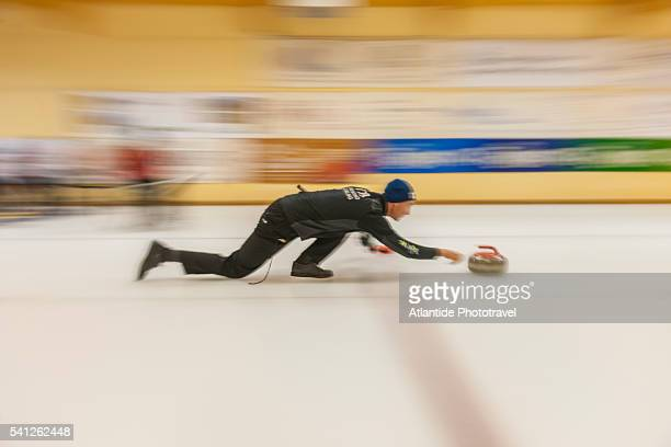 Curling is traditional sport in Cembra