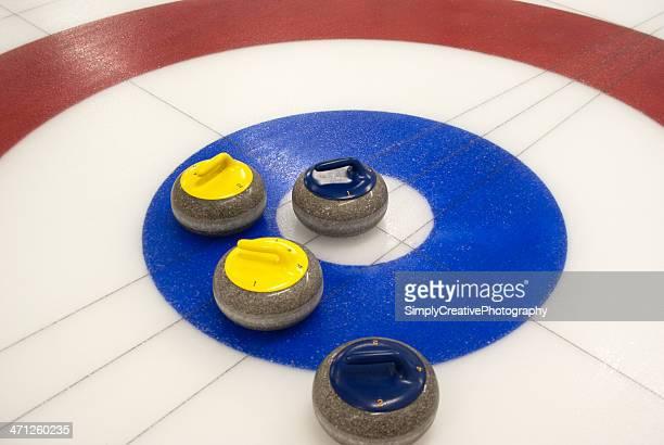 Curling Steinen
