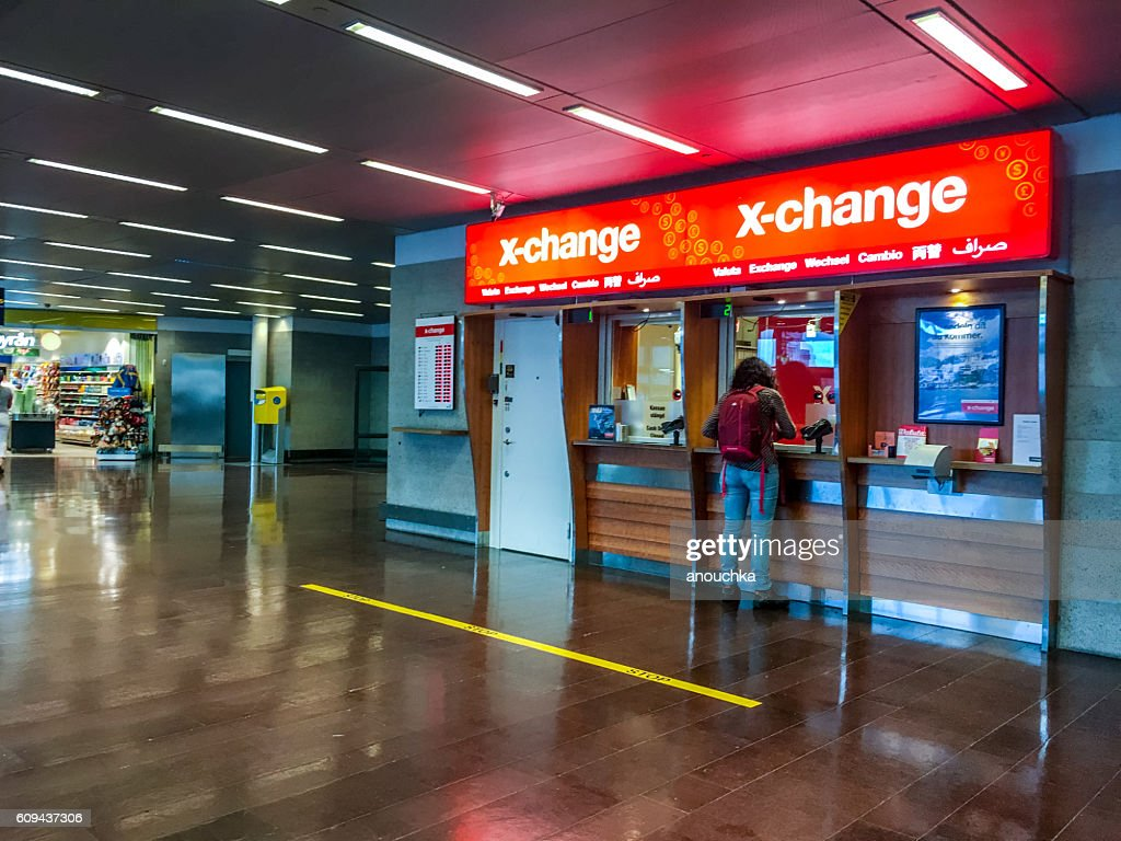 Currency Exchange At Arlanda Airport Stockholm