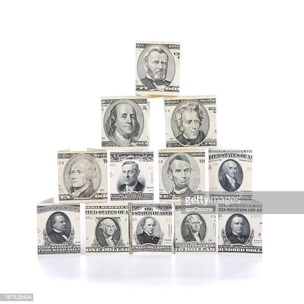 US Currency Money Tree