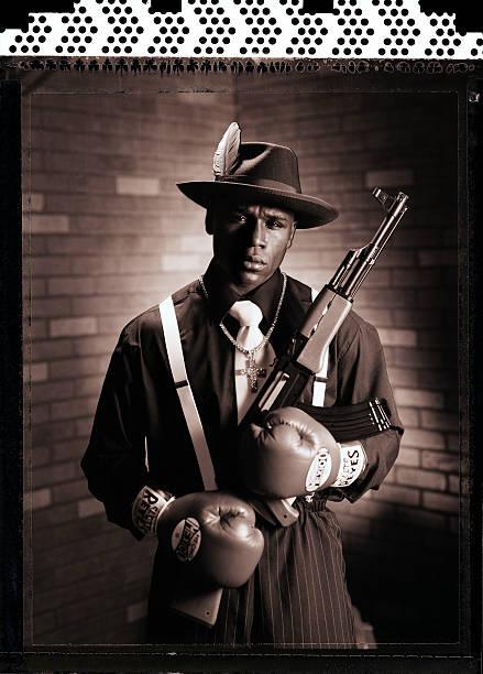 Floyd Mayweather Jr. Portraits