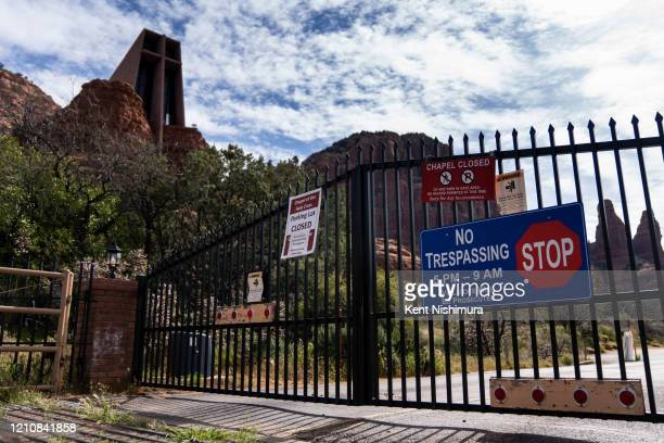 Currently closed due to the Coronavirus pandemic the Chapel of the Holy Cross which was completed in 1956 is a Roman Catholic chapel built into the...