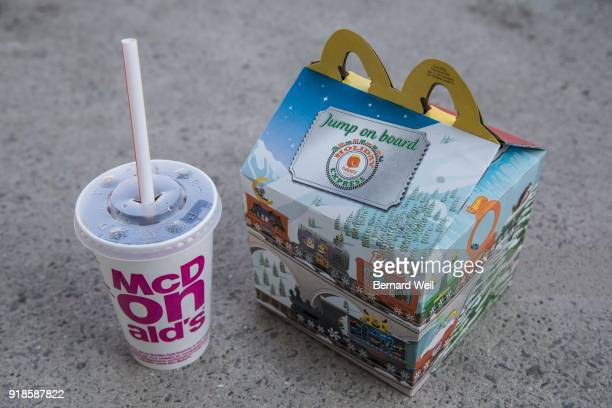 Currently McDonald's topselling children's meals can range from 300 to nearly 800 calories across North America