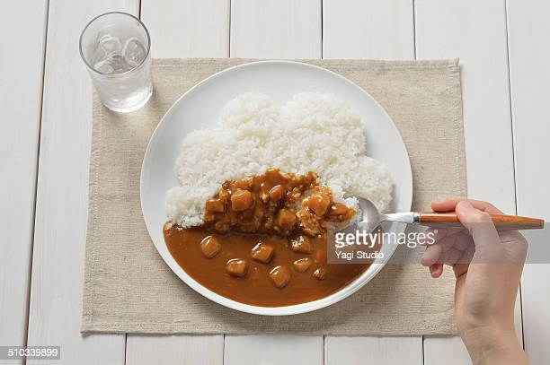 Curry and clouds