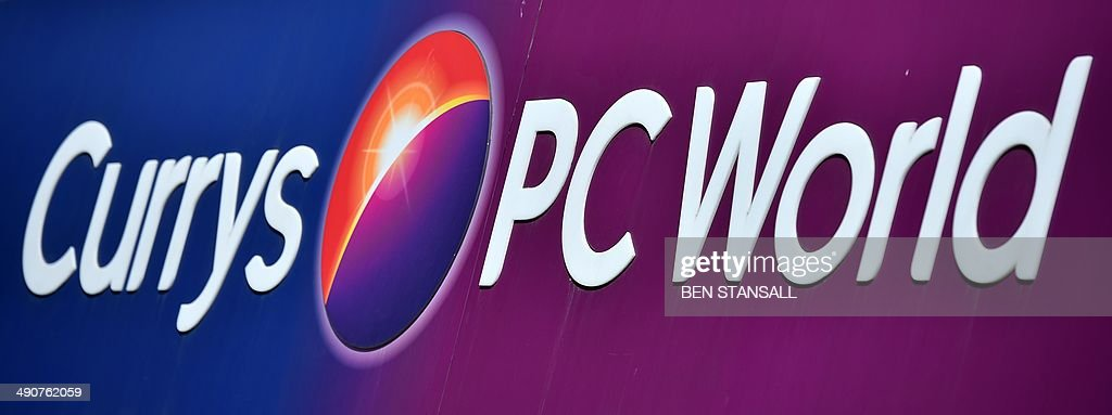 A Currys PC World Store, owned by Dixons Retail Group, is