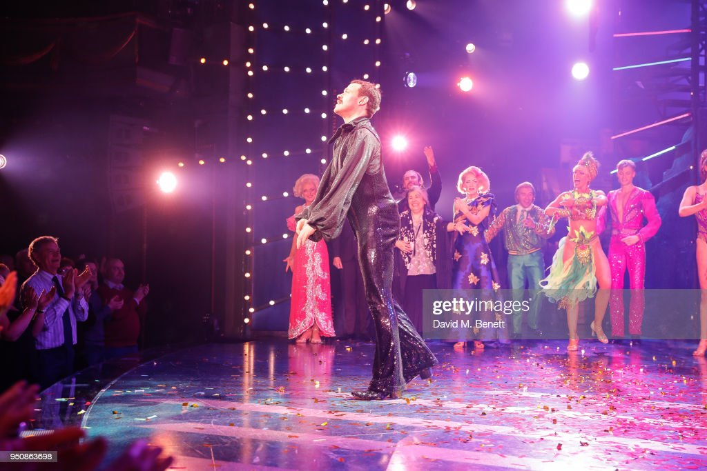 """Strictly Ballroom"" - Press Night - Curtain Call & Backstage"