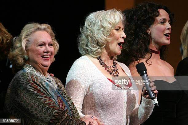 Curtain Call with Barbara Cook Betty Buckley and Melissa Errico