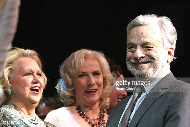 Curtain Call with Barbara Cook Betty Buckley and Stephen Sondheim