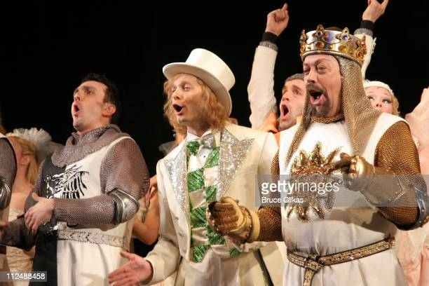 Curtain Call with Hank Azaria David Hyde Pierce and Tim Curry