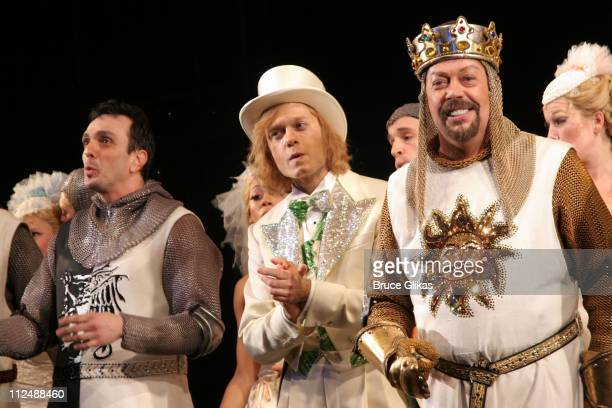 Curtain Call with Hank Azaria David Hyde Pierce and Tim Curry