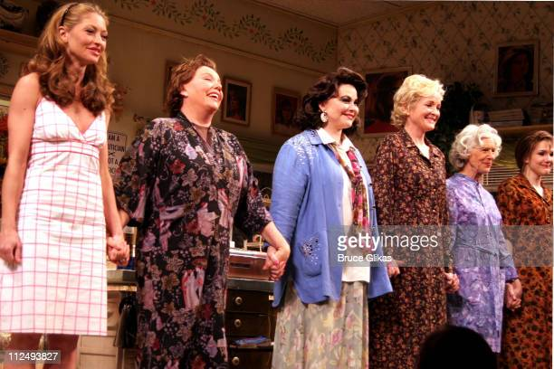 Curtain Call with Rebecca Gayheart Marsha Mason Delta Burke Christine Ebersole Frances Sternhagen and Lily Rabe
