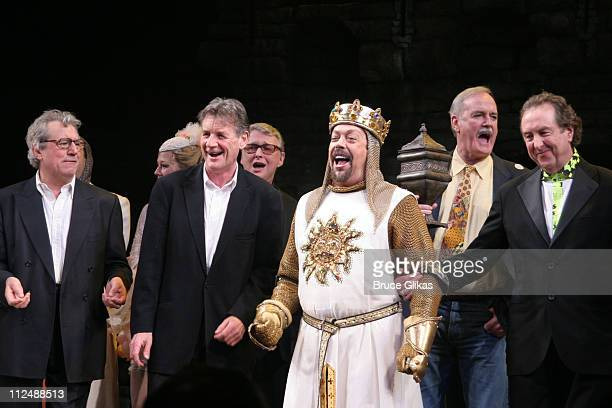 Curtain Call with Terry Jones Michael Palin Mike Nichols Tim Curry John Cleese and Eric Idle