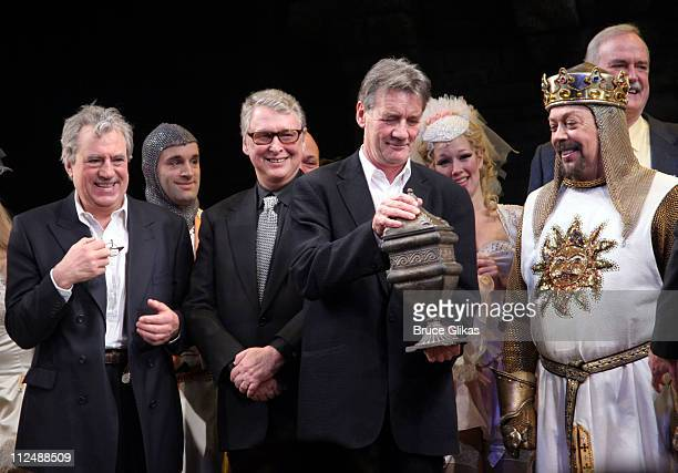 Curtain Call with Terry Jones Mike Nichols Michael Palin and Tim Curry