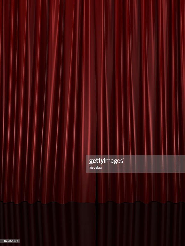 curtain : Stock Photo